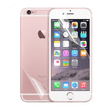 Front + Rear Full Body HD LCD Clear Screen Protector Film For iPhone 7 / 7 Plus