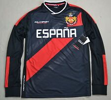 NWT MEN POLO RALPH LAUREN SPORT PERFORMANCE ESPANA SPAIN ATHLETIC SHIRT SZ M L