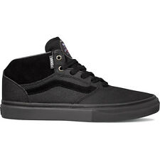 Vans Skate Gilbert Crockett Pro Mid Mens Footwear Shoe - Xtuff Black Grey