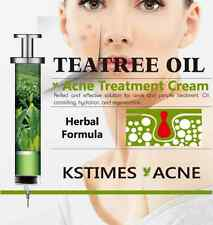 ACNE AND PIMPLE TREATMENT CREAM: BLACKHEAD/SCAR - NATURAL HERBAL FORMULA - 30gm