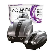 AquaVita Air Pump  2 & 4 Outlet OutPut Variation Listing Aquarium Fountain Pond