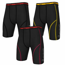 Didoo Mens Compression Shorts Base Layers Skin Tights Fit Running Sports Pants