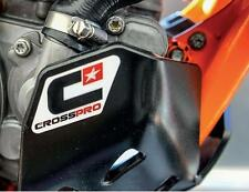 CROSSPRO ENGINE GUARD SKID BASH PLATE FIT YAMAHA WR450F 2012 TO 2015
