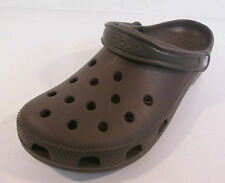 Mens CLASSIC Chocolate slip on by CROCS Retail price
