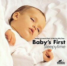 Various Artists : Babys First: Sleepytime CD (2000)