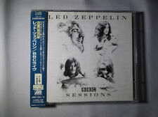 Led Zeppelin BBC Sessions AMCY-2401-2 Japan CD