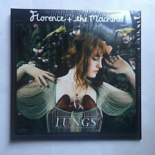 FLORENCE & THE MACHINE - LUNGS * VINYL LP * MINT * ORIGINAL * FREE P&P UK