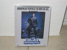 The Punisher (1989) Blu-Ray + 2 DVD's Mediabook (Dolph Lundgren) NEW/SEALED