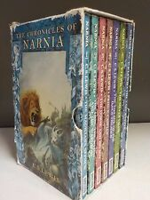 C.S. Lewis - Chronicles of Narnia - 7 Books Collection! (ID:39211)