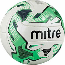 Mitre Monde Plus V123S Match Football - (Ball Not Pumped Up) NEW
