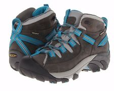 SIZE 9 Keen Womens Targhee II Mid Boots Waterproof leather hiking shoes NEW