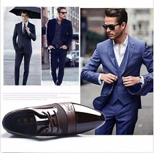 New Fashion Men's Dress Formal Oxfords Leather shoes Business Casual Shoes Dress
