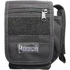 Maxpedition H1 Unisex Pouch Waistpack - Black One Size