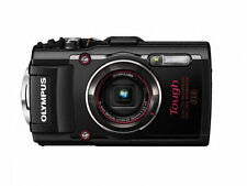 BRAND NEW Olympus Tough STYLUS TG-4 16 MP Digital Camera FULL HD GPS, WiFi Black