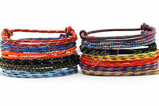 One Handcrafted Climbing Rope Adjustable Knot Cord Bracelet for Men or Women