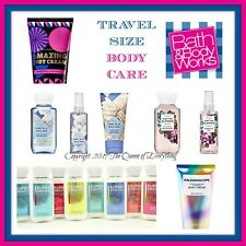 Bath & Body Works Travel Lotion Mist Shower Gel Hand Cream Lotion Holder Mini