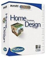 Punch Home and Landscape Design Suite with NexGen Technology