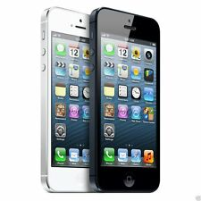 Apple iPhone 5 32GB  Factory Unlocked 4G LTE 8MP Smartphone - Black or White