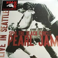 PEARL JAM 'SPIN THE BLACK CIRCLE - LIVE IN SEATTLE' 180 GRAM LP - NEW + SEALED
