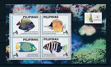 [49091] Philippines 1996 Marine life Fish MNH Sheet