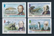 [31529] Ascension 2009 Animals Charles Darwin Birds Tortoise Iguana MNH