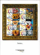 [49139] Great Britain 2000 The stamp show Smiler sheet MNH