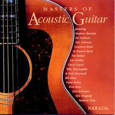 Various Artists - Masters of Acoustic Guitar CD NEW