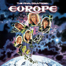 Europe - The Final Countdown (Bonus Tracks) CD NEW