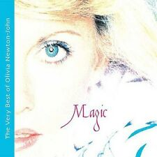 Olivia Newton-John - Magic: The Very Best of Olivia Newton-John CD NEW
