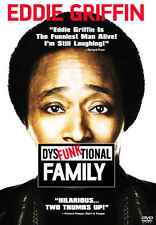 Eddie Griffin: DysFunktional Family DVD NEW