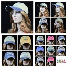 Unisex Baseball Cap Washed Color Vintage Caps Faded Hat Plain Polo Style Hats