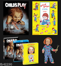 Child's Play Deluxe Limited Edition with Exclusive Action figure Scream Factory