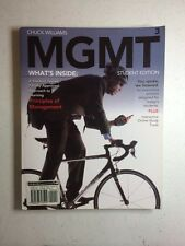 MGMT 2010 by Chuck Williams (2010, Paperback)