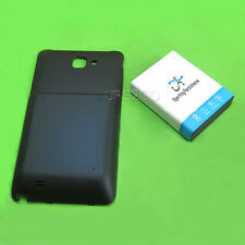 5400mAh Extended Battery+Back Cover F ATT Samsung GALAXY Note LTE SGH-I717 Phone