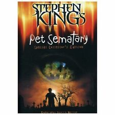 Pet Sematary (DVD, 2006, Special Collectors Edition)723