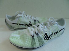 Nike Zoom Victory 2 Unisex Men Women Running Track Spikes White Volt 555365 170