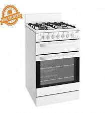 Upright Cooker Gas Oven Chef 54cm Freestanding Separate Grill New Stove Cooker