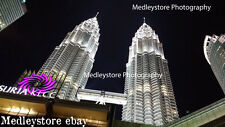 Digital Picture/Photo/Wallpaper/Landscape/KL Twin Towers/Desktop Background