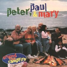 Peter, Paul and Mary - Around the Campfire (2 Disc) CD NEW