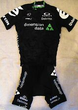 Team Dimension Data Cycling Jersey and Bib Shorts Set (UK SELLER)