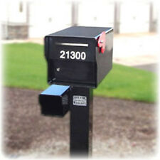 "HEAVY DUTY Locking Security Mailbox 1/4"" Steel ~ BUILT TO LAST! The Fortress"