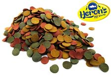 HERONS Algae Wafer Mix - 15% SPIRULINA, FOR BOTTOM FEEDING TROPICAL FISH PLECO