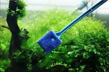 Cleaner Fish Tank New Sponge Double Sided Scrubber Cleaning Brush Aquarium