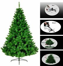 2ft/ 3ft/ 4ft/ 5ft / 6 ft/ 7ft Artificial  Green Colarado Spruce Christmas Tree