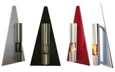 Bio Ethanol Gel Fireplace Pyramid Steel Black Red White or Stainless Steel