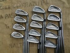Tommy Armour 855s Silver Scot 3,4,5,7,8,9 Irons ⛳ TS II Steel ⛳ YOU CHOOSE IRON