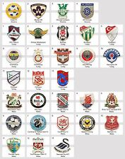 Badge Pin: European football clubs Slovenia Turkey Wales