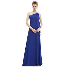 Ever Pretty Women's Gorgeous One Shoulder Long Evening Party Formal Dress 09463