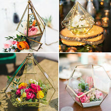 Geometric Lanterns,Candle Holders,FLOWER Holder Terrariums For Modern Wedding