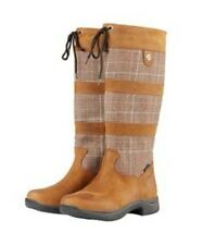 Dublin Plaid River Boots with FREE GIFT
